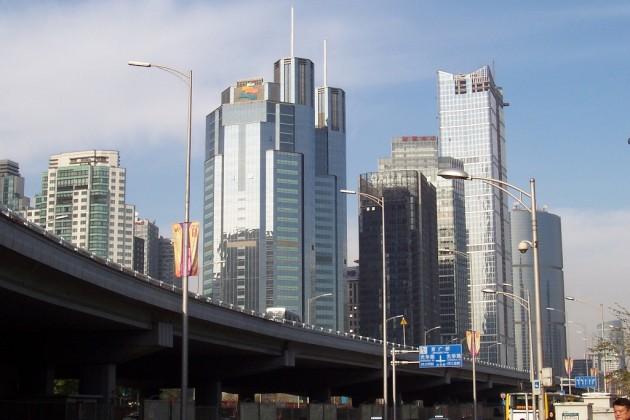 Продажи недвижимости вПекине упали на46% вIполугодии