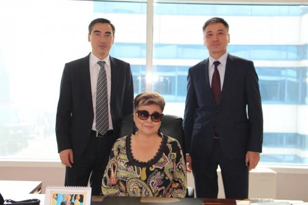Гульнара Сарсенова возглавила Госцентр поддержки национального кино