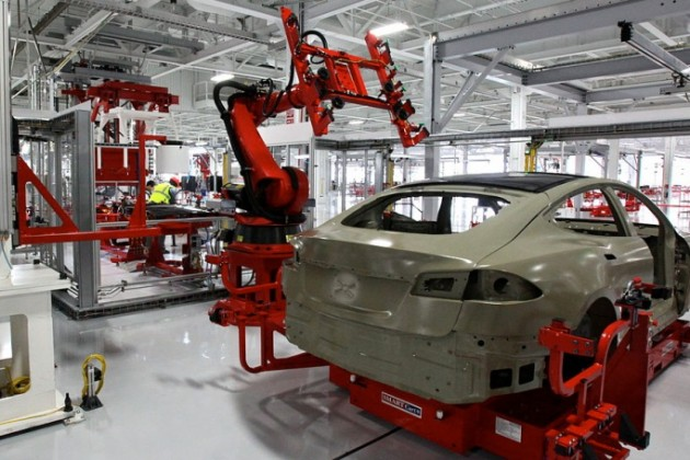 Илон Маск обвинил сотрудника Tesla всаботаже