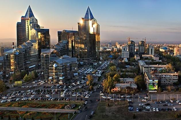 Английский станет официальным языком финансового центра Астана