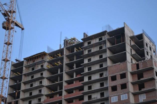 Жилой комплекс «Монблан» будет достроен в этом году