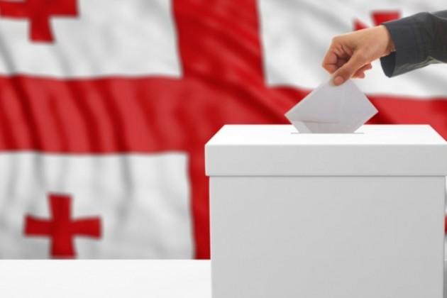 ВГрузии завершилась регистрация кандидатов впрезиденты