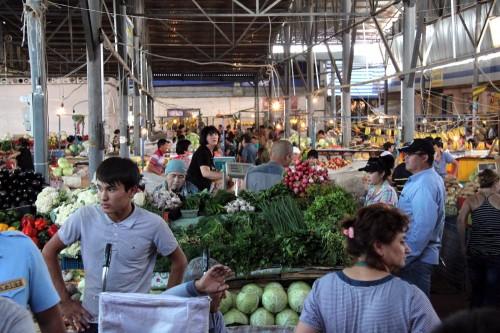 В Южном Казахстане 40% рынков принадлежат физическим лицам