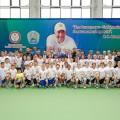 Новый теннисный центр распахнул свои двери вПетропавловске