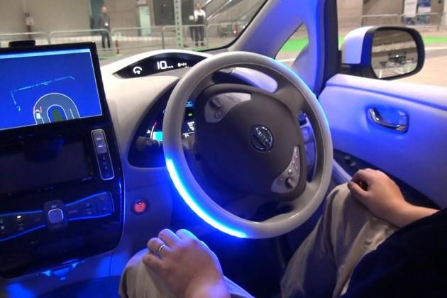 Продажи самоуправляемых авто вырастут в90раз