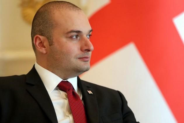Премьер Грузии уходит в отставку