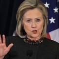 Хиллари Клинтон спародировала президента РФ
