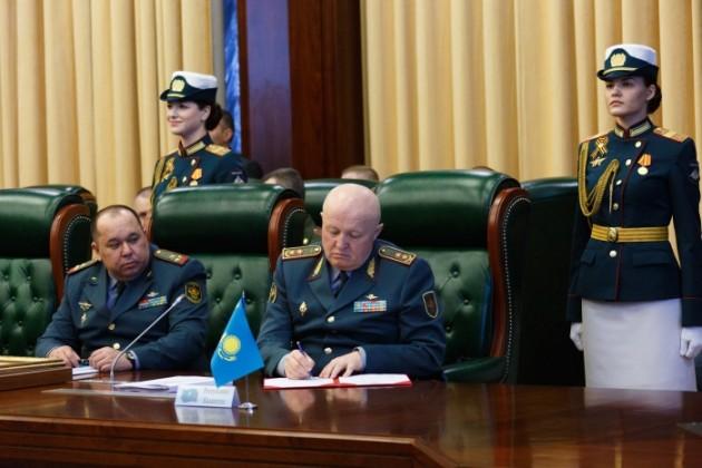 Вопросы развития военного сотрудничества в рамках СНГ обсудили в Москве