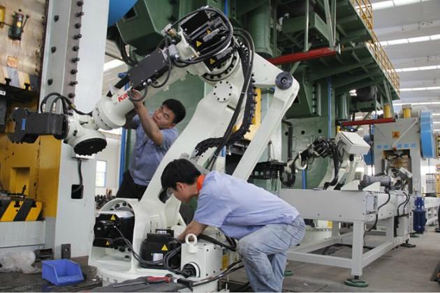 Китай подал загод миллион заявок напатенты