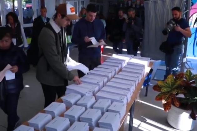 В Испании прошли внеочередные парламентские выборы