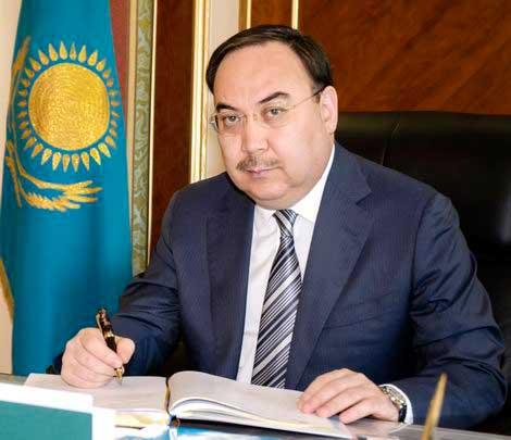 Ержан Казыханов получил новое назначение
