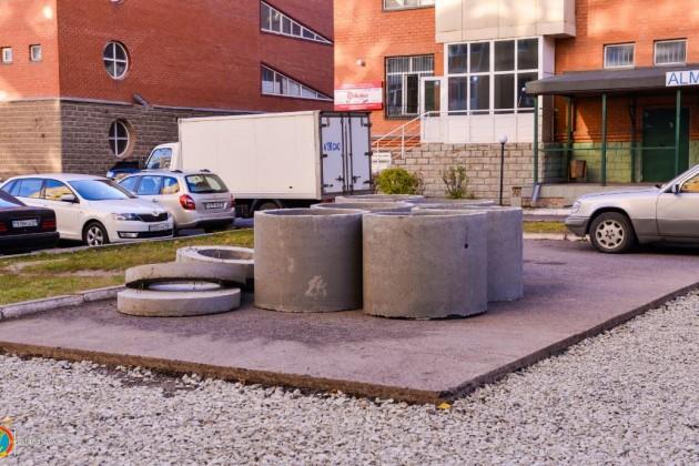 Ливневую канализацию Астаны модернизируют