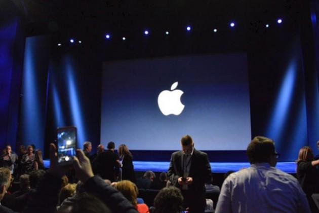 Apple покажет свои новинки