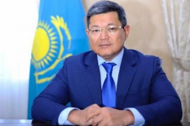 Арман Турлубек назначен председателем Комитета по водным ресурсам