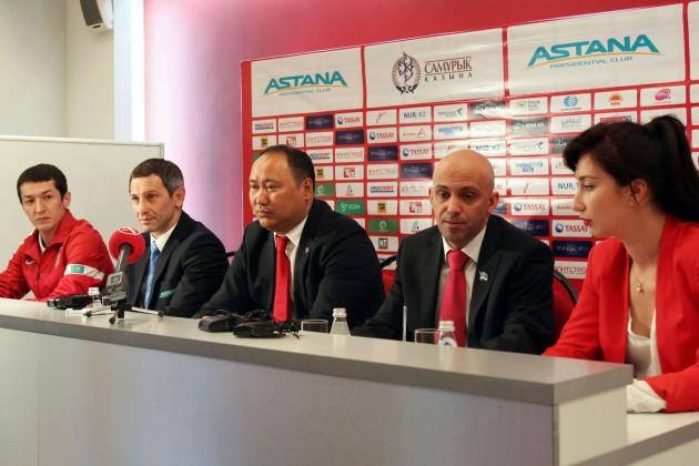 Кайрат Оразбеков: «Премиальные за победу в Кубке УЕФА составят 250 000 долларов»