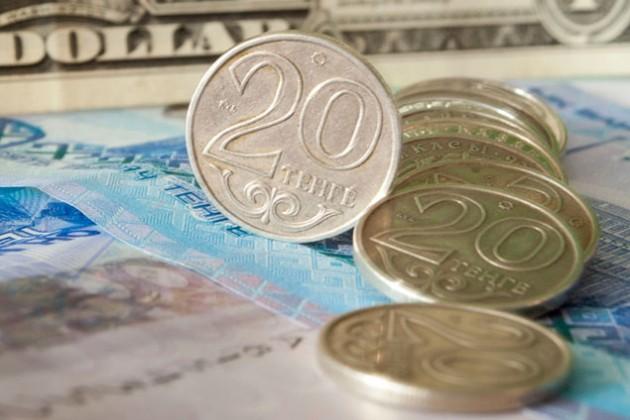 Доллар торгуется на уровне 343 тенге