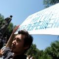 В Нур-Султане и Алматы прошли мирные митинги