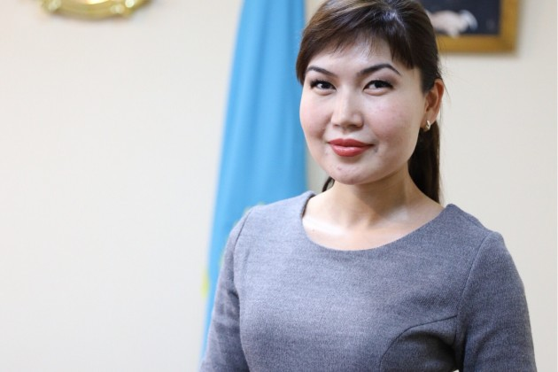 Сменился глава управления внутренней политики Мангистауской области