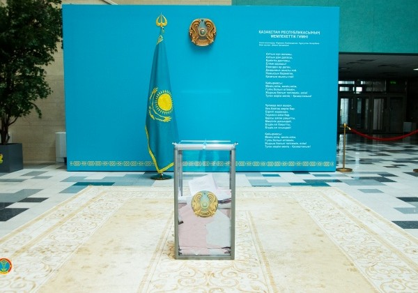 Об итогах выборов депутатов маслихата Астаны