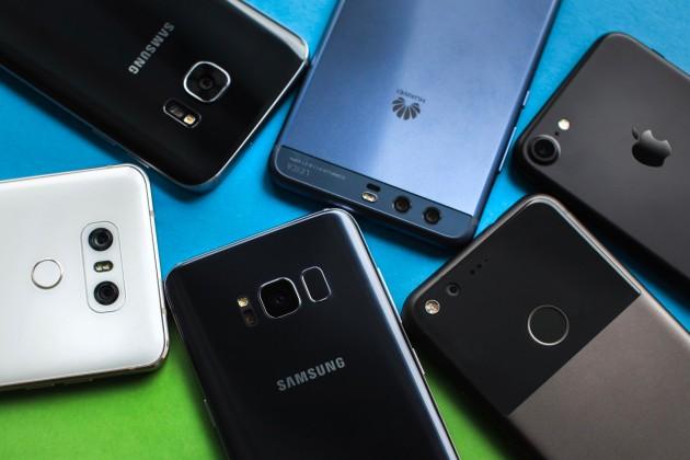 Поставки смартфонов сократились на 6,6% в 2019 году