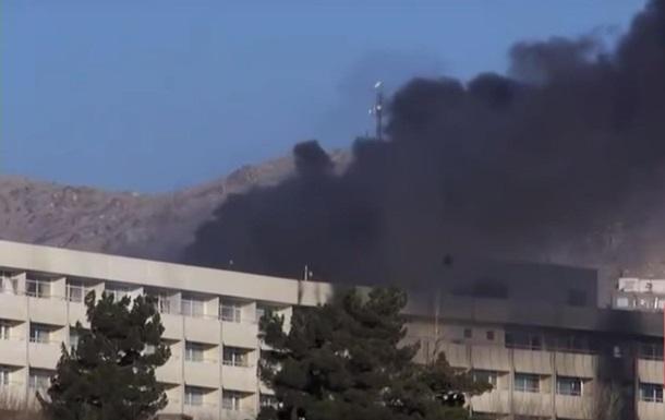 Боевики напали наIntercontinental Hotel вКабуле