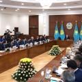 Нурсултан Назарбаев: Днем и ночью нужно думать о работе