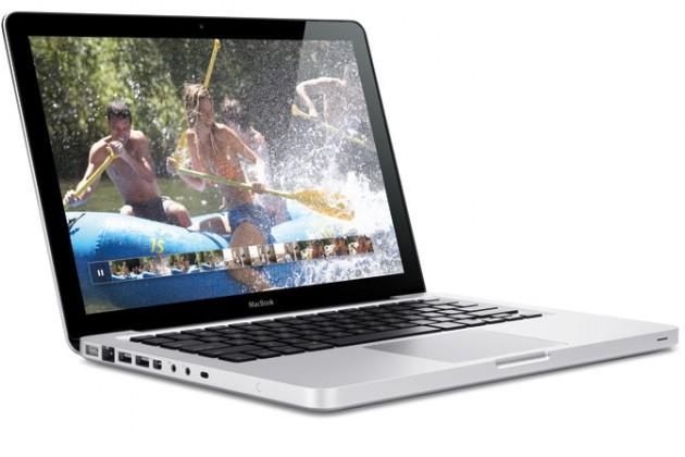 В мае начнется производство новых MacBook