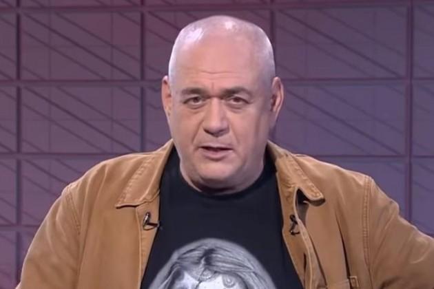 Скончался российский журналист Сергей Доренко