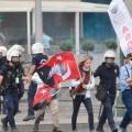 Тысячи митингующих вышли на улицы Анкары