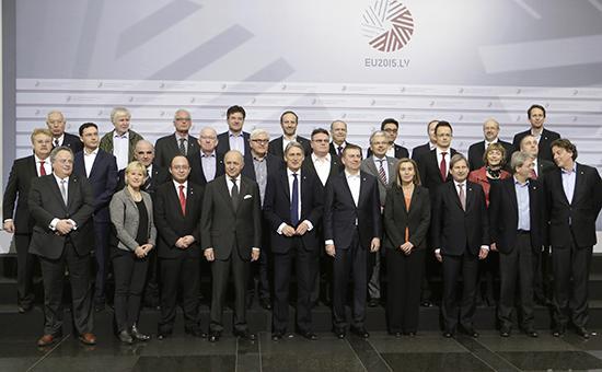 Страны ЕС разделились в вопросе усиления санкций против России