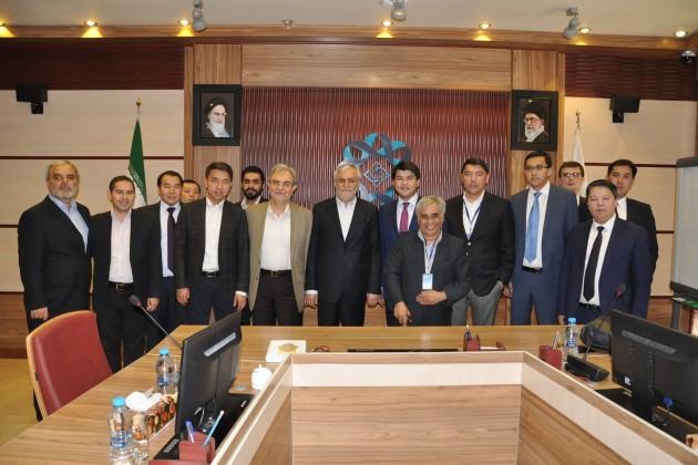 Казахстан и Иран могут создать совместный инвестфонд