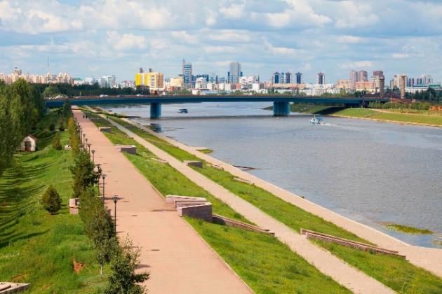 Жилье на первичном рынке Астана подорожало на 64%