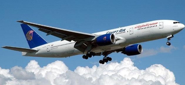 Захвачен пассажирский самолет компании EgyptAir