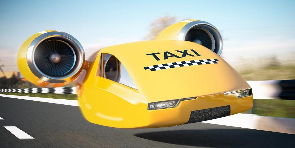 Uber иNASA будут работать над проектом летающих такси