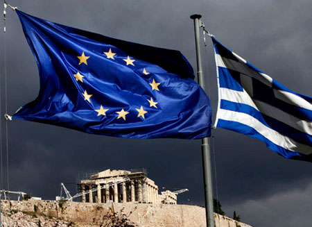 Риски выхода Греции из зоны евро снизились