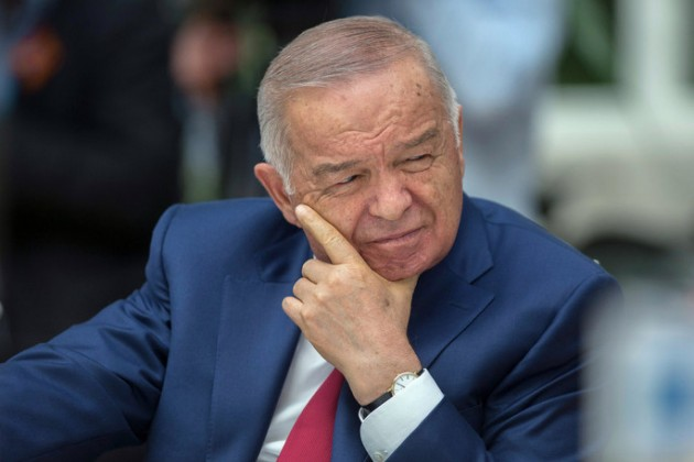 Президент Узбекистана госпитализирован
