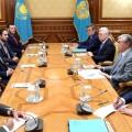 Касым-Жомарт Токаев встретился с конгрессменами США