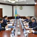 Нурлан Нигматулин провел заседание Бюро мажилиса