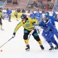 Казахстан сыграл вничью с Финляндией на ЧМ по бенди
