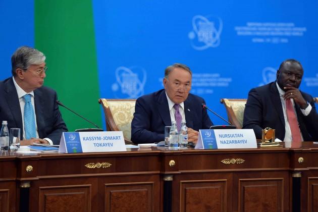 Глава РК заявил о кризисе отношений между ядерными державами