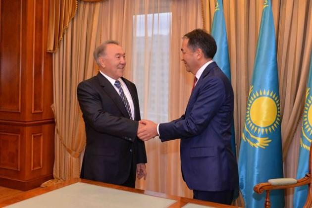Бакытжан Сагинтаев назначен премьер-министром РК