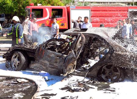 Убиты 10 человек при попытке взорвать премьер-министра Сирии