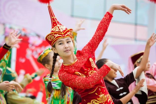 День единства народа отмечает Казахстан
