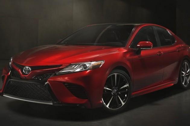 Чем порадует Toyota Camry 60