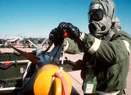 Сирия согласилась отдать химическое оружие