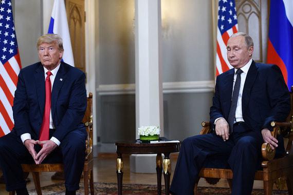 Трамп подтвердил встречу сПутиным вБуэнос-Айресе
