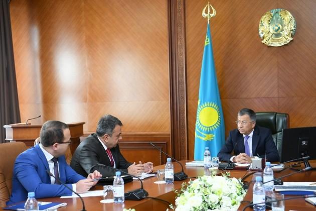 Турецкие бизнесмены построят теплицы наюге Казахстана