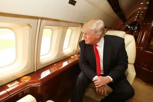 Пентагон загод потратил $34млн наинтерьер самолетов Дональда Трампа