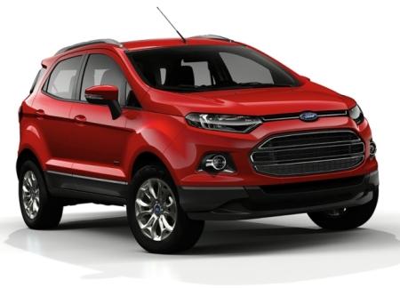 Ford EcoSport приходит в Европу