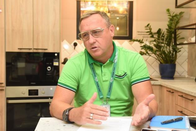 Марк Луше: В наших планах построить еще 20 магазинов по Казахстану